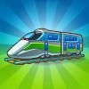Railroad Marathon I Logo