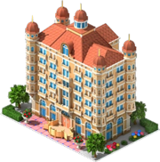 Building Dialin House