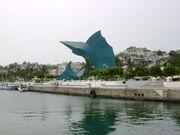 RealWorld Marlin Sculpture
