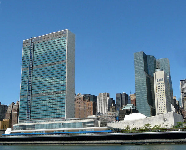 File:Headquarters of the United Nations.jpg