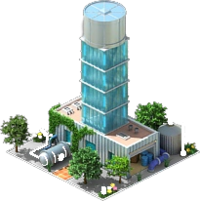 Water Synthesis Tower L2