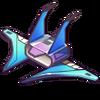 SS-69 Spaceship Tailpiece