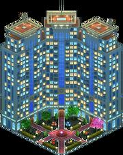 Granta Residential Complex (Night)