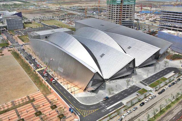File:RealWorld Songdo Exhibition Center.jpg