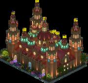 Basilica del Pillar (Night)