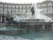 RealWorld Fountain of the Naiads