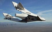 RealWorld SS-10 Spaceship