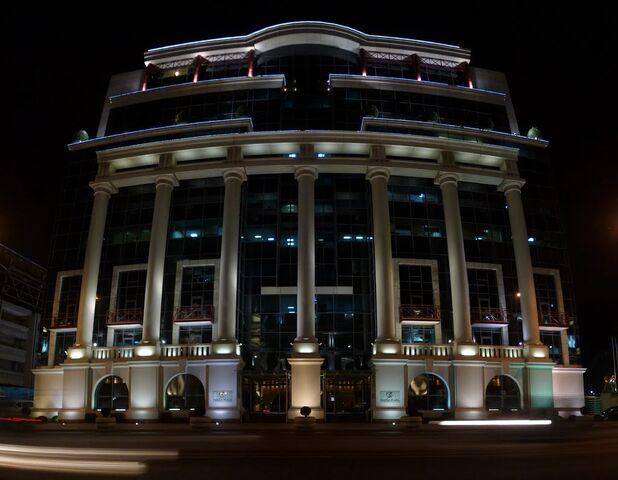 File:RealWorld Dalga Office Center (Night).jpg
