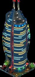 Zodiac Residential Complex (Night)