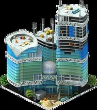 Fusionopolis Multifunctional Complex L1