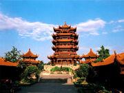 RealWorld Yellow Crane Tower