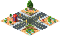 Network Intersection