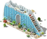 Fake Hills Residential Complex (Building) L1