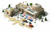 Megapolis University (Building) Foundation