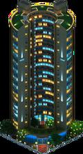 Pearl Bank Apartments (Night)