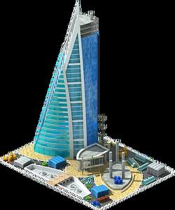 Bahrain WTC L1