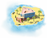 Island Hotel Initial