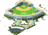 Large Baseball Stadium Initial