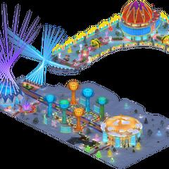 Park of Light Area