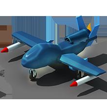 UAV-45 Unmanned Aircraft L1