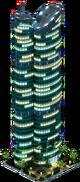Highcliff Skyscraper (Night)