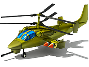 AH-66 Attack Helicopter L1