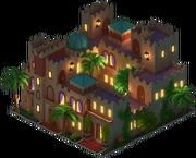 Tamadot Hotel (Night)
