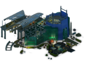 Arcturus Station Construction