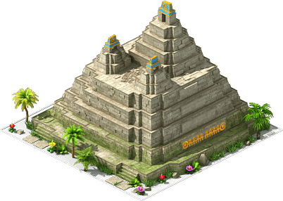 Lost Pyramid IV