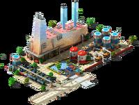 Oil Industrial Complex L2
