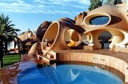 The Bubble House in Cannes, France
