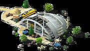 Gas-Vapor Hydroelectric Power Plant Construction