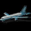 Passenger Airplane L4