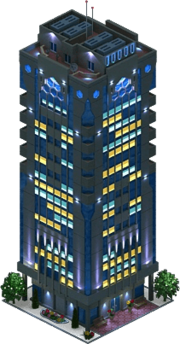 Liberty Tower (Night)