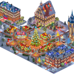Holiday Square Area