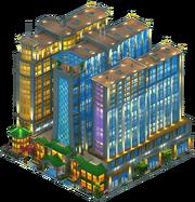 Cotai Hotel Complex (Night)