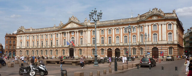 File:RealWorld Toulouse Town Hall.jpg