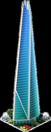 Stalagmite Skyscraper
