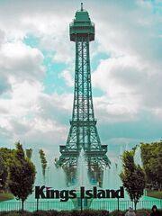 RealWorld Luna Park Observation Tower