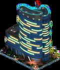 Rincon Residential Complex (Night)