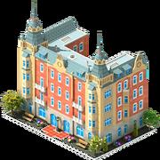 Korfantego Hotel