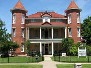 RealWorld Claremore Mansion