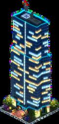 Landmark Tower (Night)