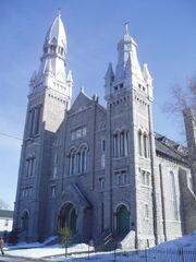 RealWorld Church of Saint Brigid
