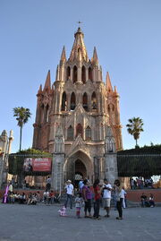 RealWorld Archangel Michael's Cathedral