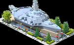 Silver LCS-62 Coastal Ship