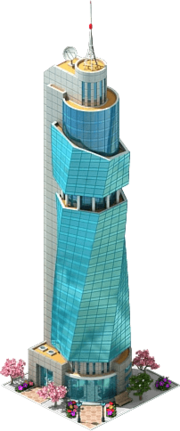 Twist Tower