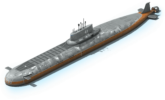 NS-24 Nuclear Submarine L1