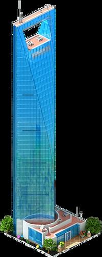 Shanghai World Financial Center L2