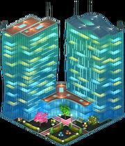 Dream City Hotel Complex (Night)